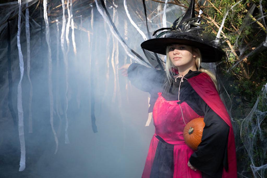 Halloween at Kentwell Hall